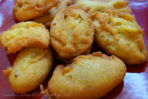Cornmeal Fritters - Arepitas de Maiz