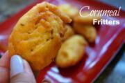 Cornmeal Fritters | SmartLittleCookie.net