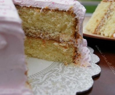 Dominican Cake | SmartLittleCookie.net