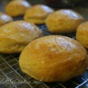 Ham and Cheese Biscuits | SmartLittleCookie.net