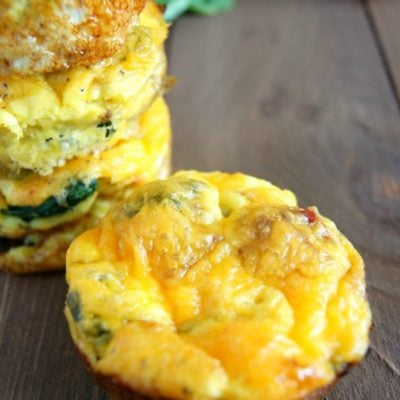 Bacon and Egg Muffins from Smart Little Cookie