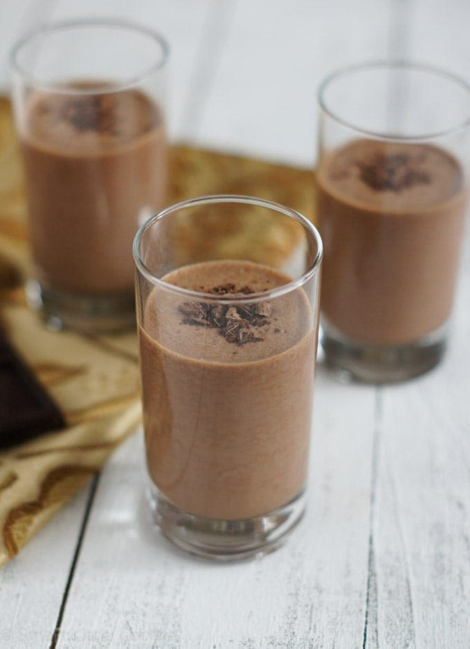 Chocolate Coquito | SmartLittleCookie.net