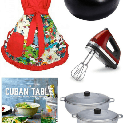 Last Minute Christmas Gift Ideas for the Latina Foodie