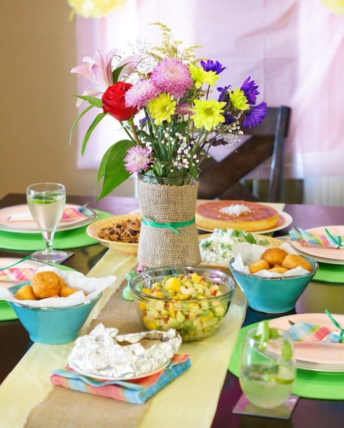 Spring-Summer Celebration Menu | SmartLittleCookie.net