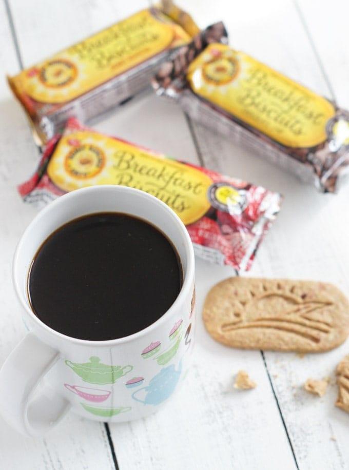 Honey Bunches of Oats Breakfast Biscuits | SmartLittleCookie.net