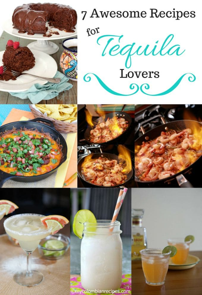 Best Tequila recipes