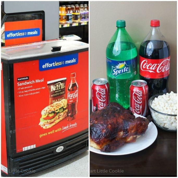 Coca Cola Effortless Meals | mydominicankitchen.com