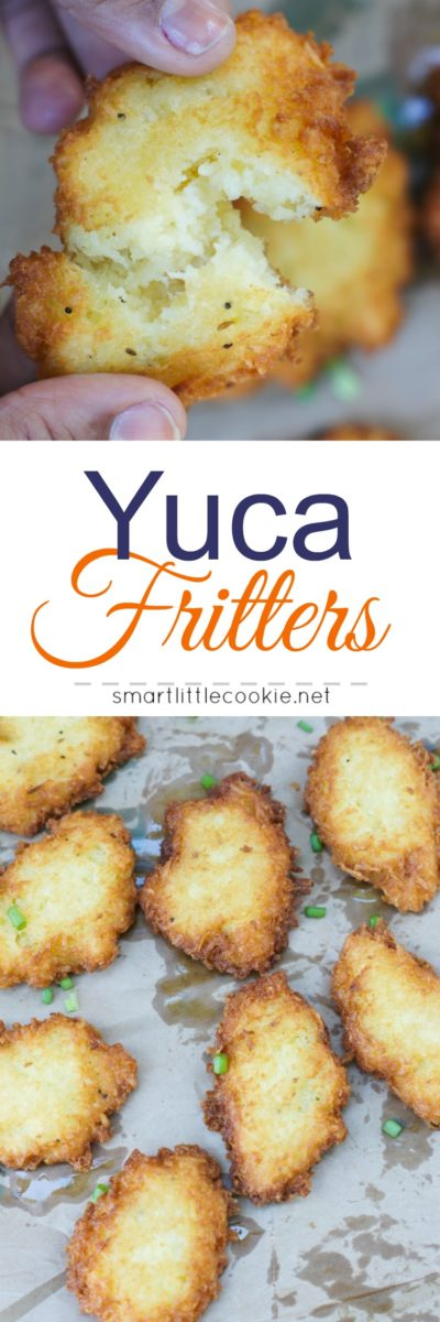 Yuca Fritters (Arepitas de Yuca) ~ A delicious and simple recipe that makes a great snack, appetizer or a side dish for any meal!