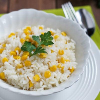 Rice with Corn (Arroz con Maiz)