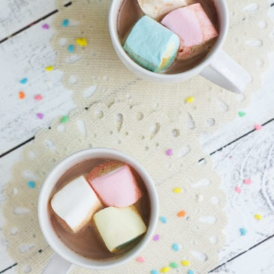 5-minute hot chocolate