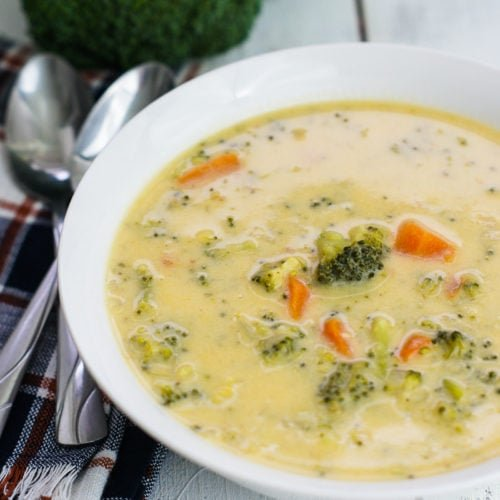 Cheese Broccoli Soup Smart Little Cookie