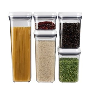Airtight Pantry Food Storage Containers