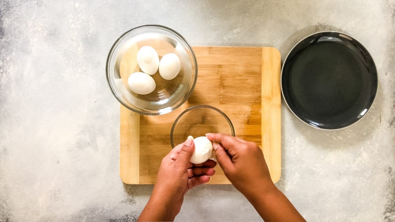 How to make perfect hard-boiled eggs - SmartLittleCookie.net