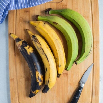 How to Peel and Cook Plantains