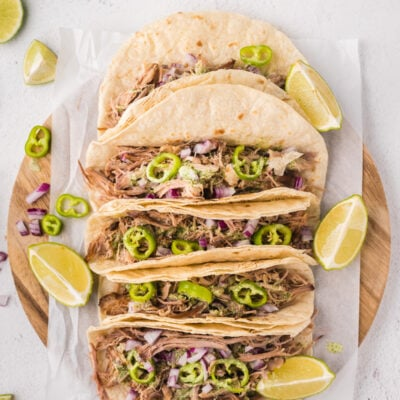 Pulled Pork Taco Recipe (Tacos de Carnitas)